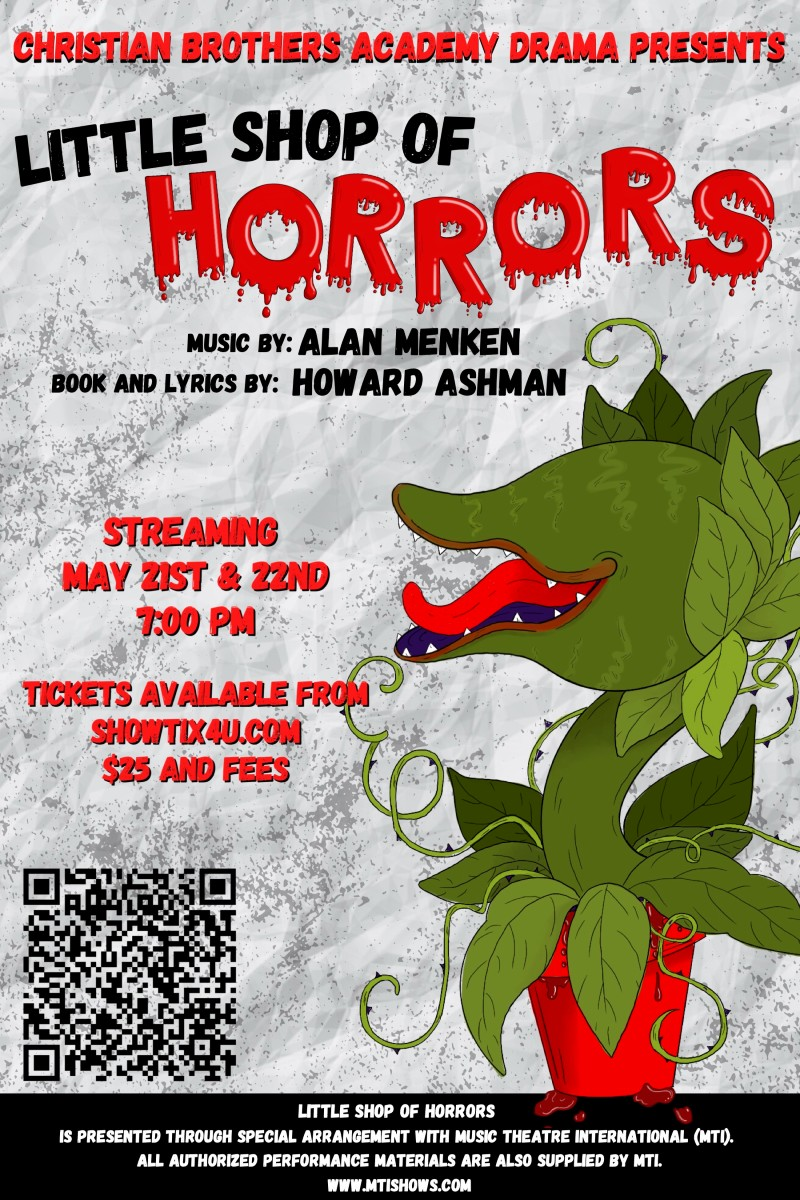 Spring Musical Little Shop Of Horrors To Be Streamed May 21 & 22