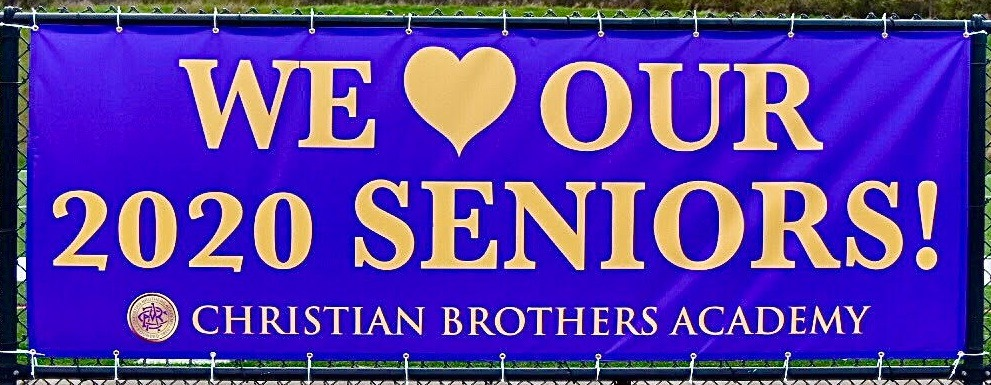 Drive-In, Drive Thru Senior Night This Saturday, May 16